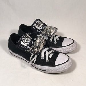 Converse All Star Low Canvas Sneakers Women Size 6